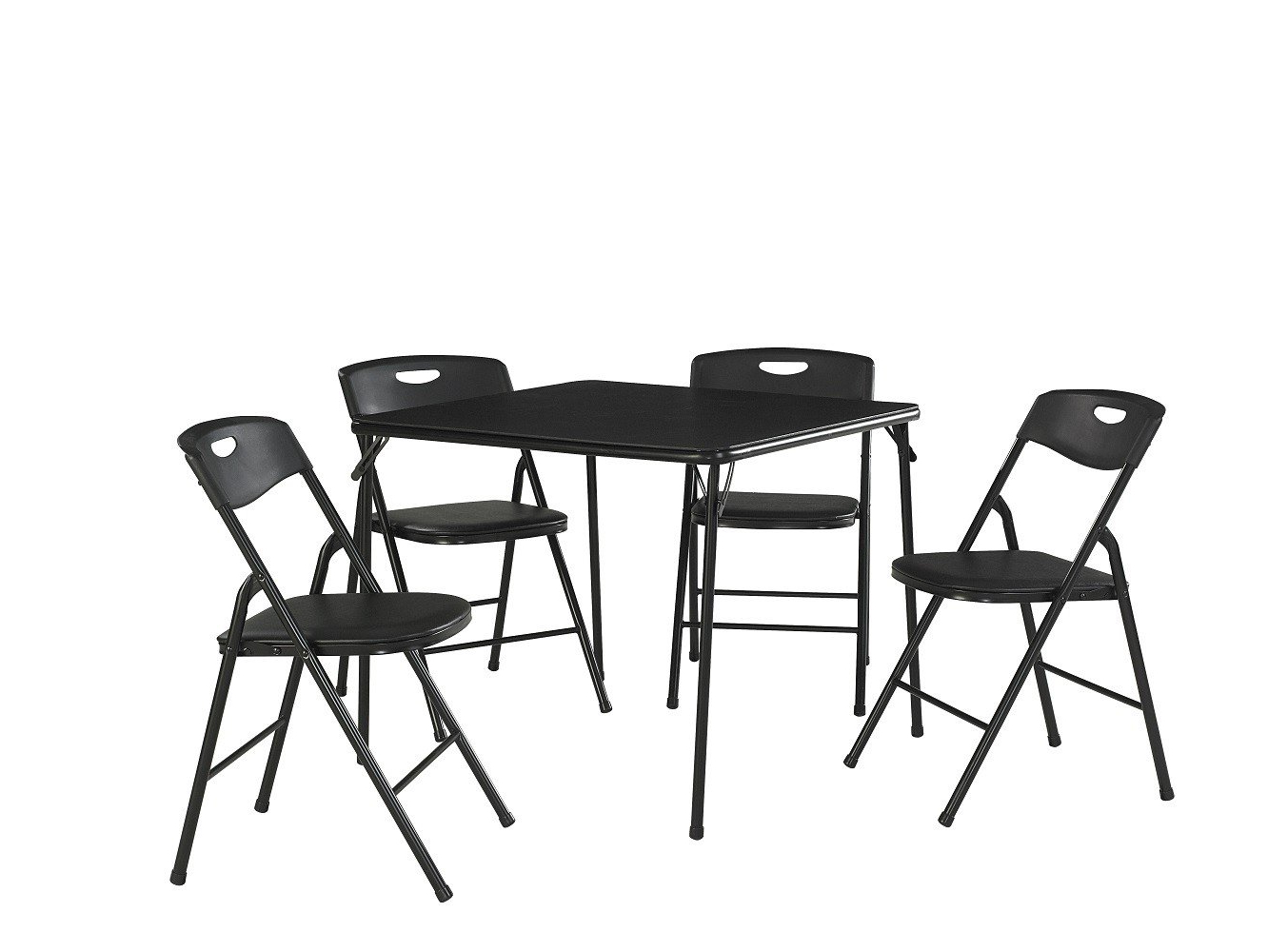 Well Known Ebern Designs Hollinger 5 Piece Dining Set & Reviews (View 7 of 25)
