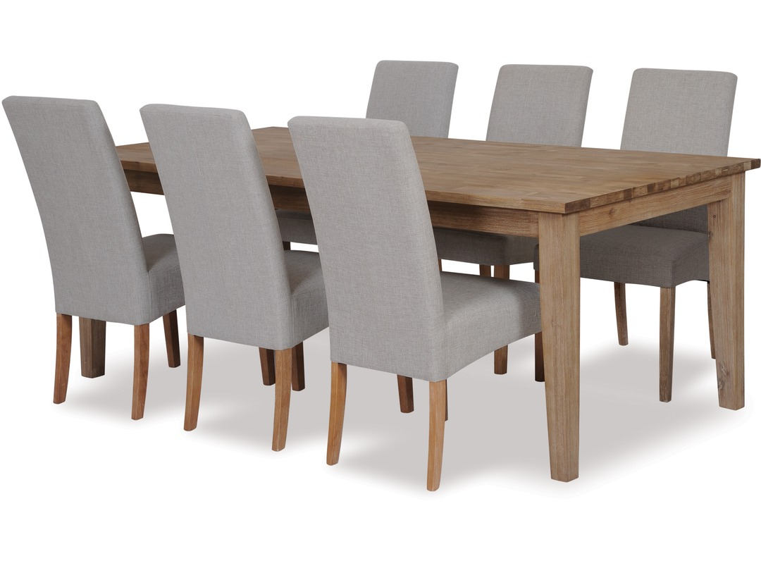 Well Known Frida 3 Piece Dining Table Sets For Potters Barn 7 Pce Dining Suite (View 20 of 25)