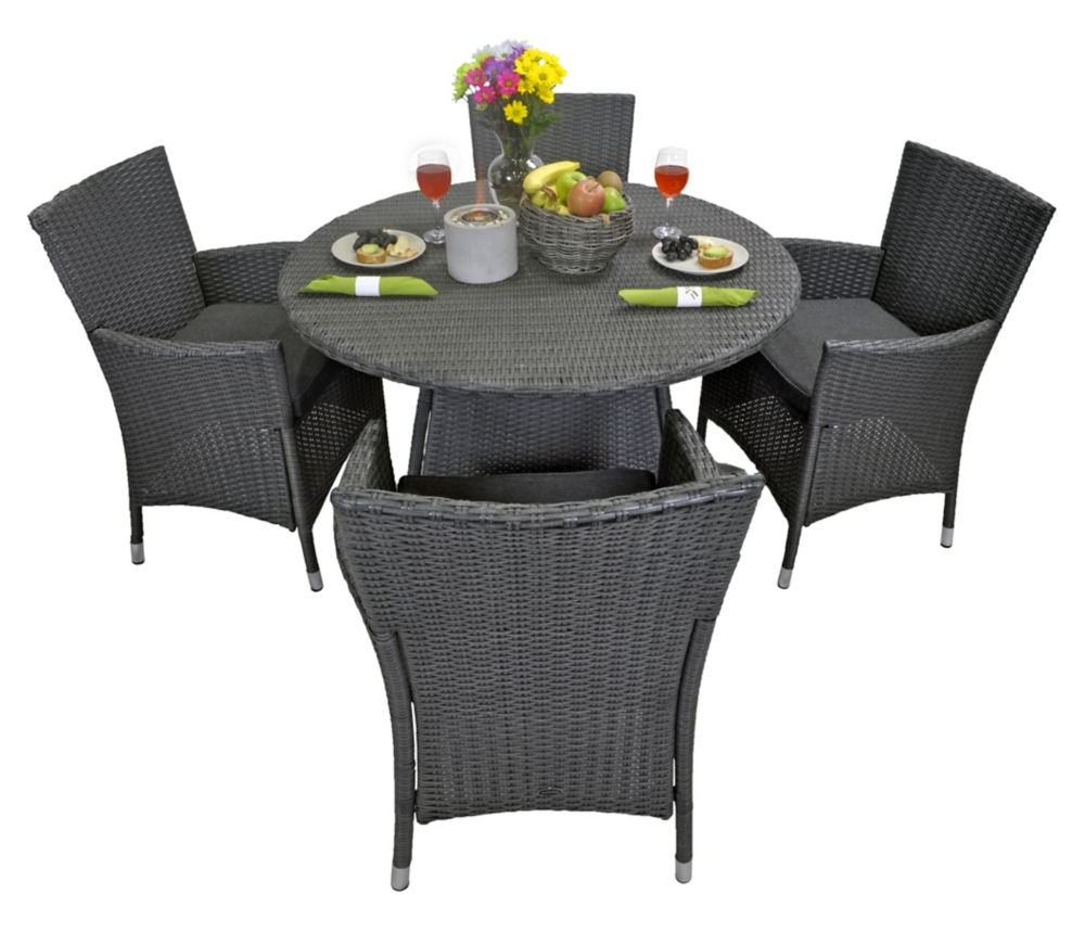 Well Known Lonon 3 Piece Dining Sets Inside Patio Sets, Outdoor Dining Sets, Bistro Sets & More (View 4 of 25)