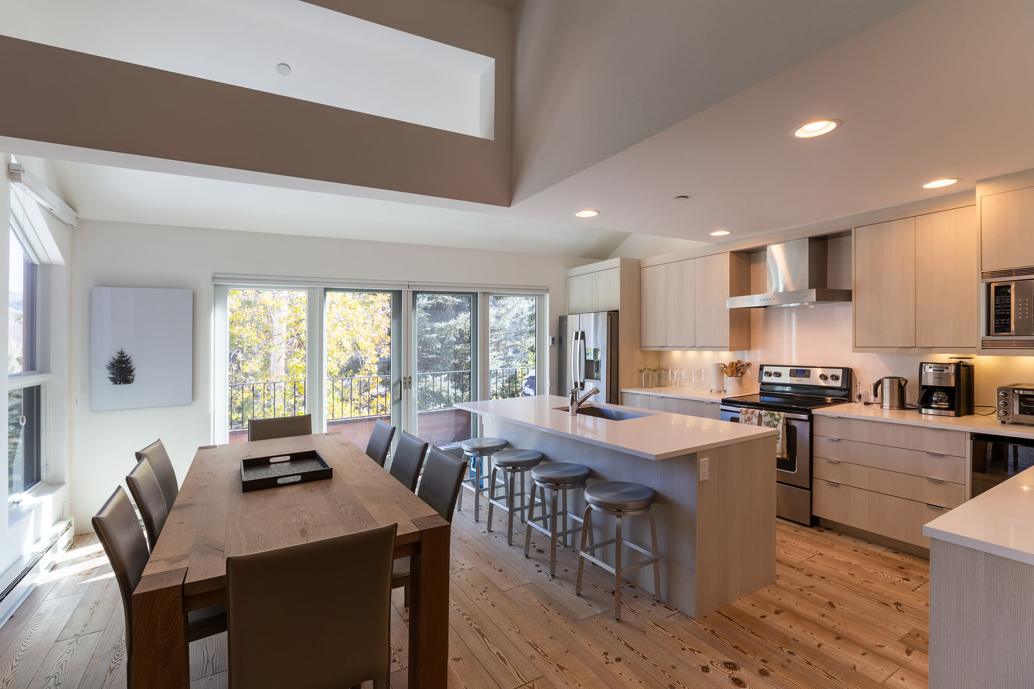 Well Known Northwoods 3 Piece Dining Sets Inside Vail Realty – Northwoods Aspen Bldg 211 3 Bed 3 Bath Vacation (View 22 of 25)