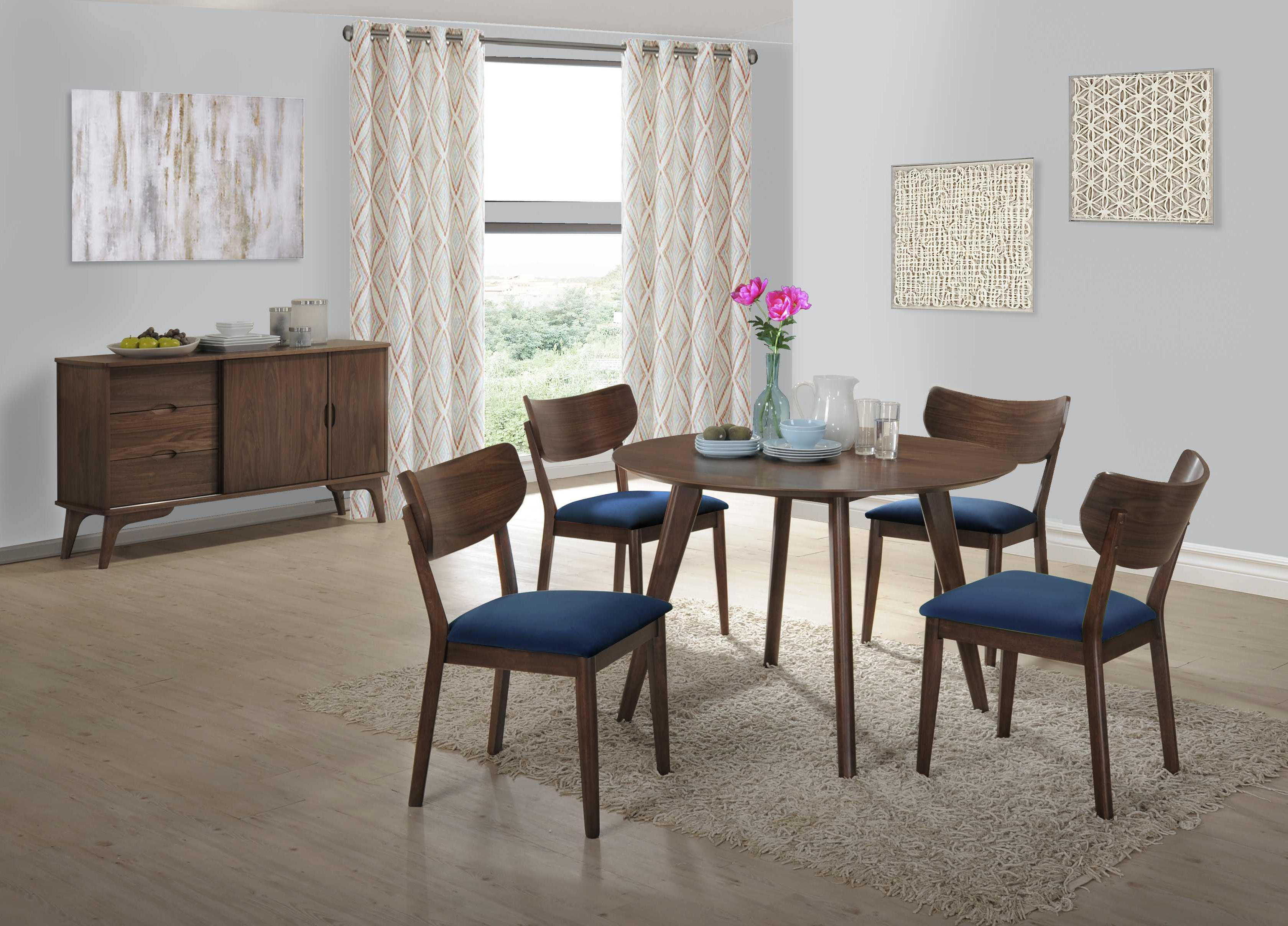 Well Liked Picket House Furnishings Rosie Buffet – Walmart Inside Wallflower 3 Piece Dining Sets (View 22 of 25)