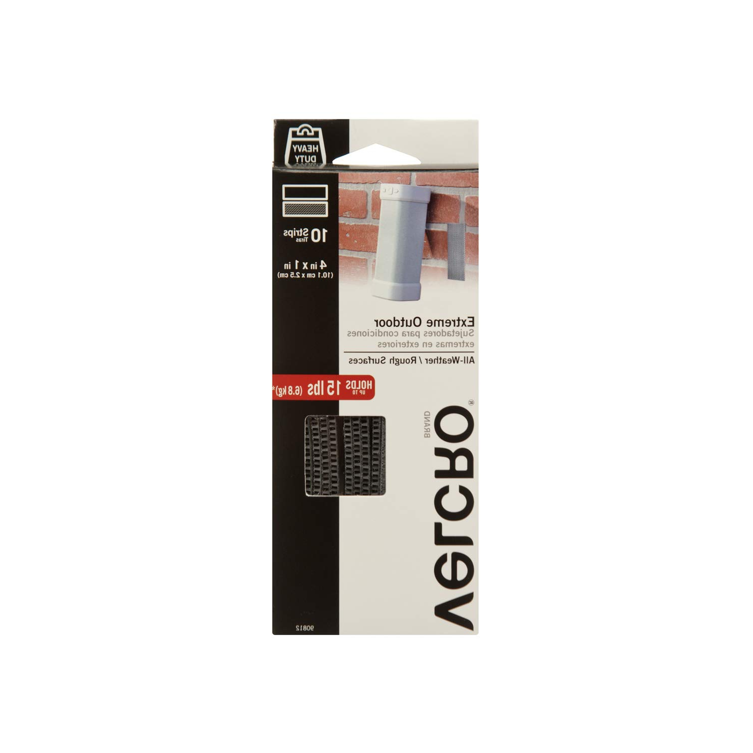 Well Liked Presson 3 Piece Counter Height Dining Sets Regarding Amazon: Velcro Brand Industrial Strength Fasteners (View 21 of 25)