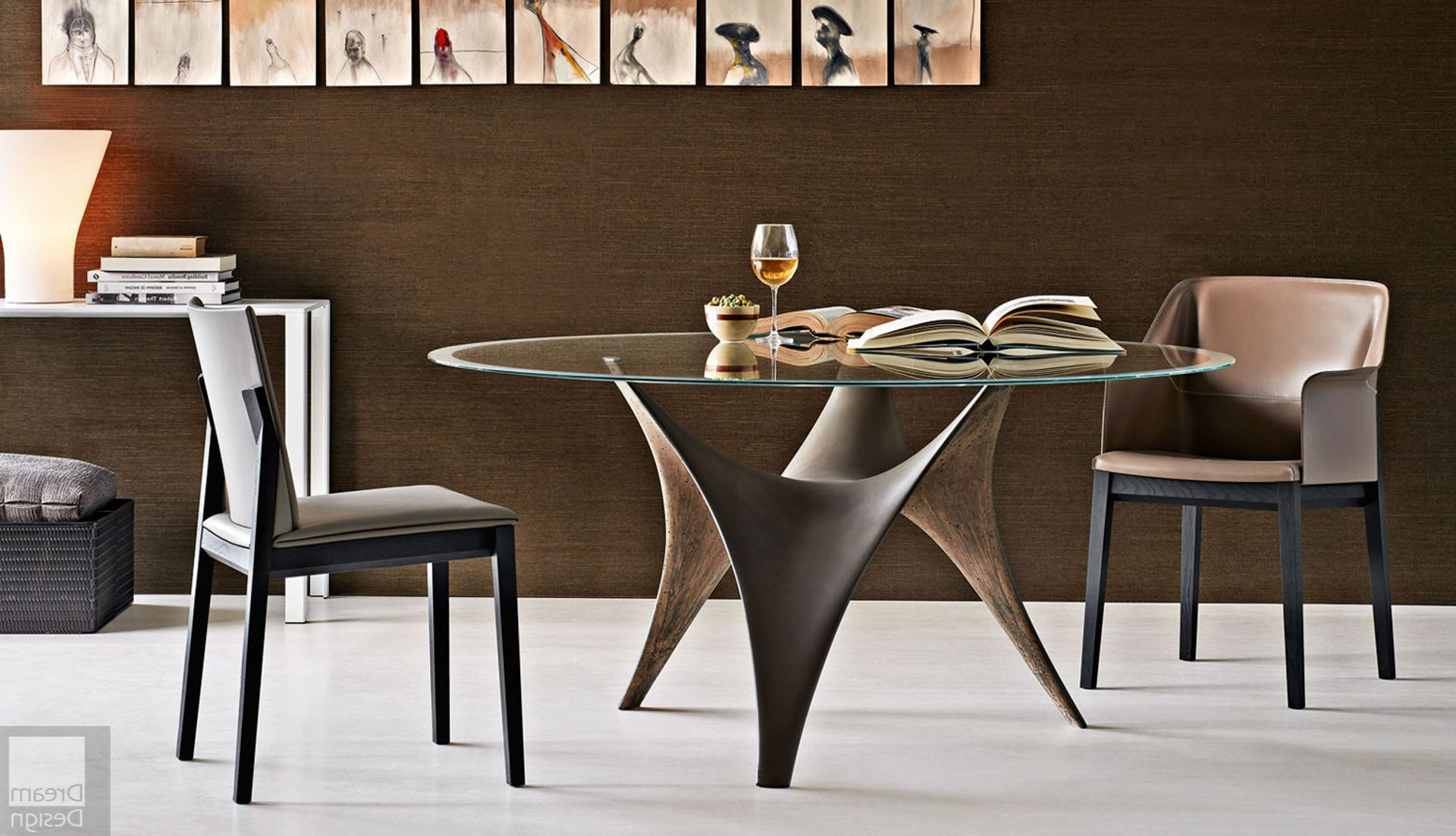 Well Liked Rossi 5 Piece Dining Sets Intended For Molteni&c Arc Tablefoster & Partners – Everything But Ordinary (View 18 of 25)