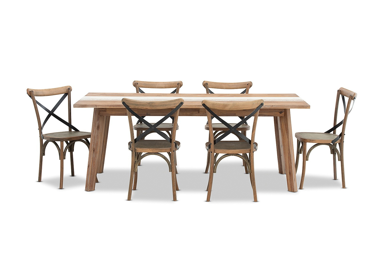 West Hill Family Table 3 Piece Dining Sets With Widely Used 7 Piece Dining Sets (View 24 of 25)