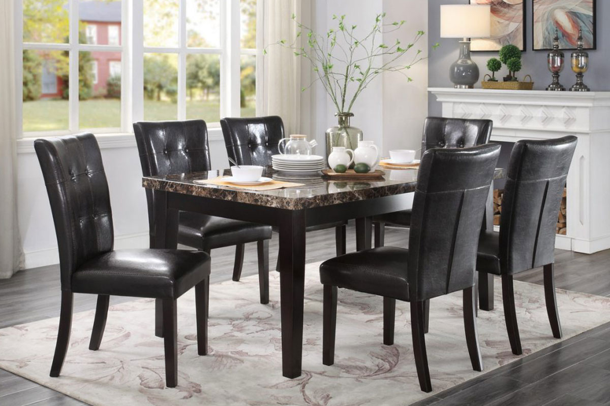 Widely Used Dining Sets Archives – Furniture Palace Pertaining To Calla 5 Piece Dining Sets (View 24 of 25)