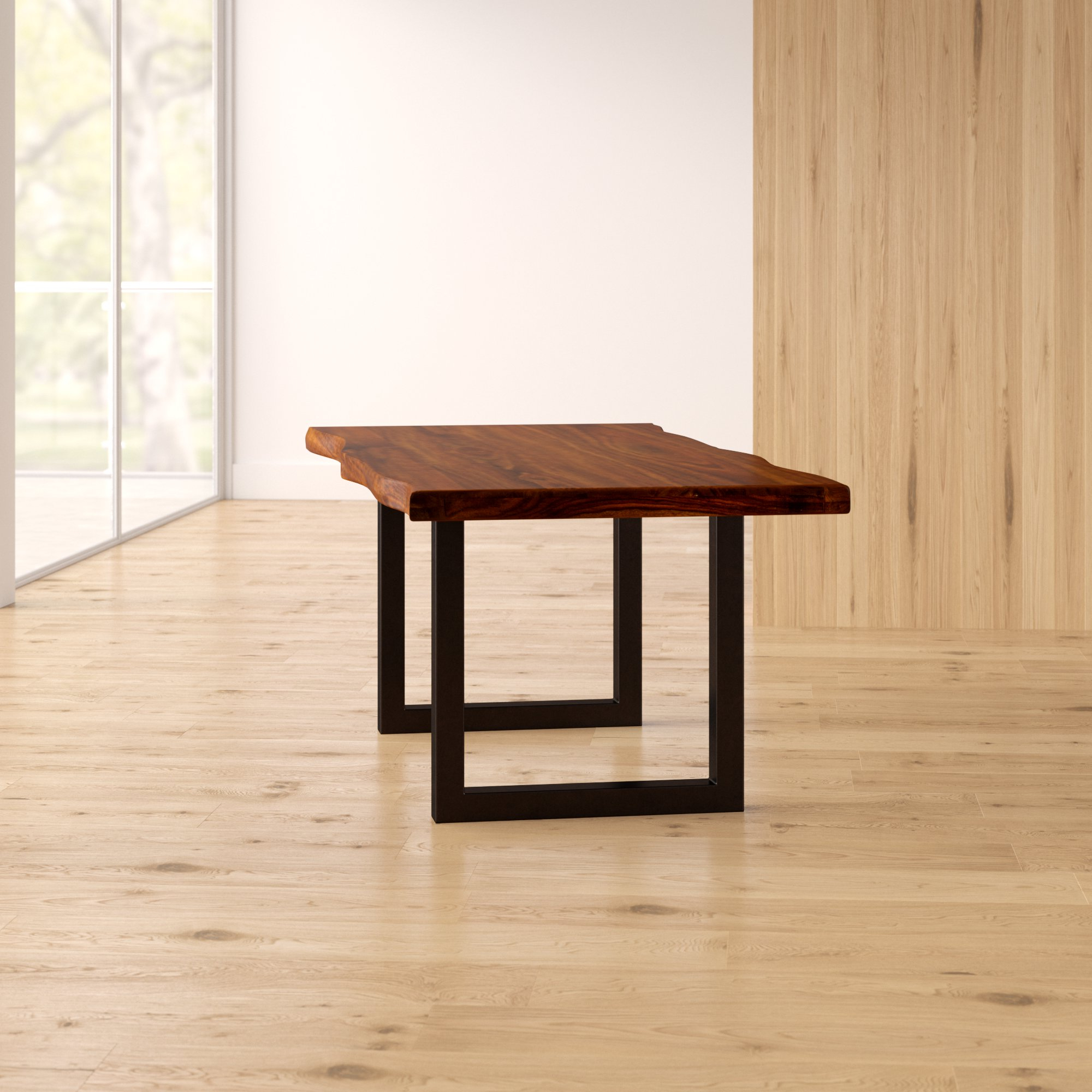 Williston Forge Thibault Dining Table & Reviews (View 25 of 25)