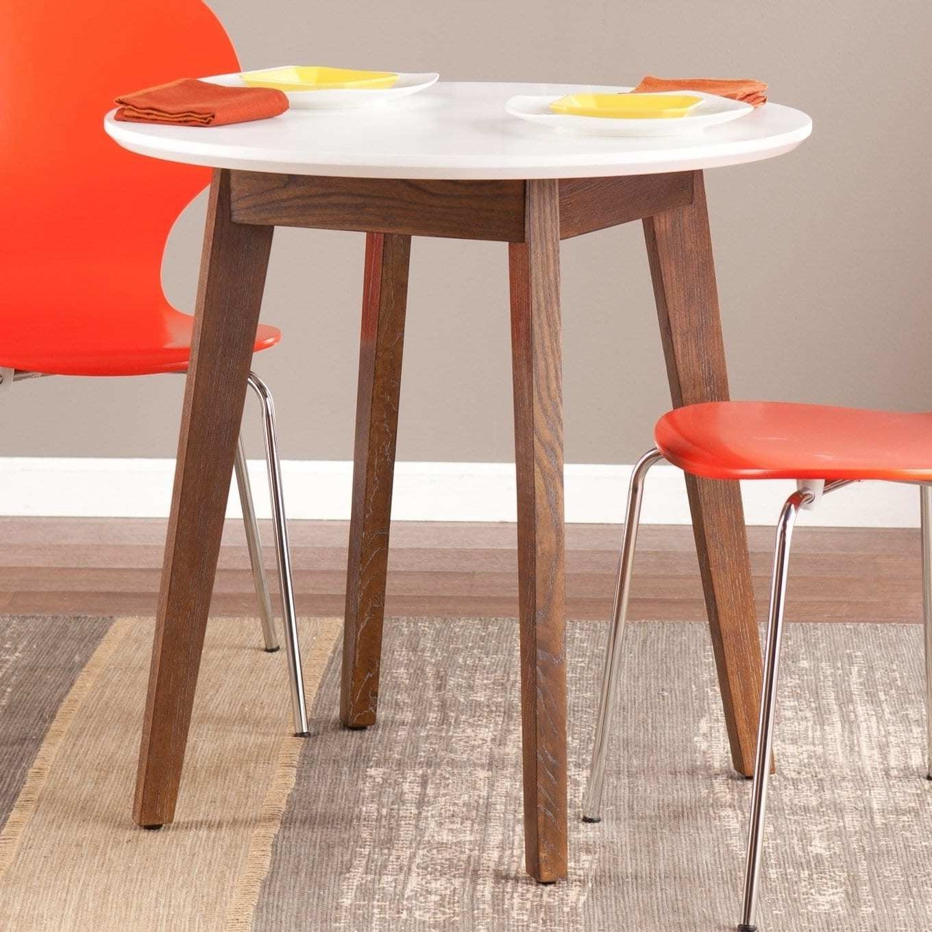 Winsome 3 Piece Counter Height Dining Sets Inside 2019 Dining Tables For Small Spaces – Small Spaces – Lonny (View 16 of 25)