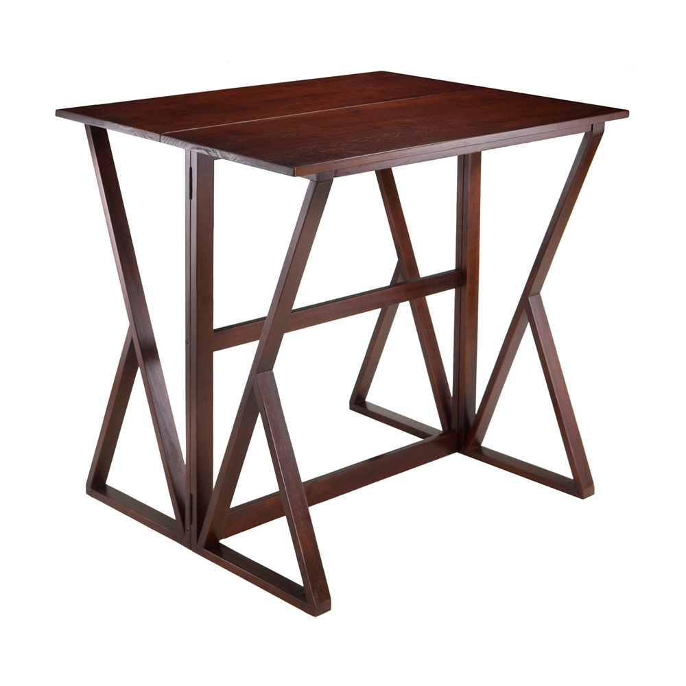 Winsome Wood Harrington Drop Leaf Counter Height Table (View 15 of 25)
