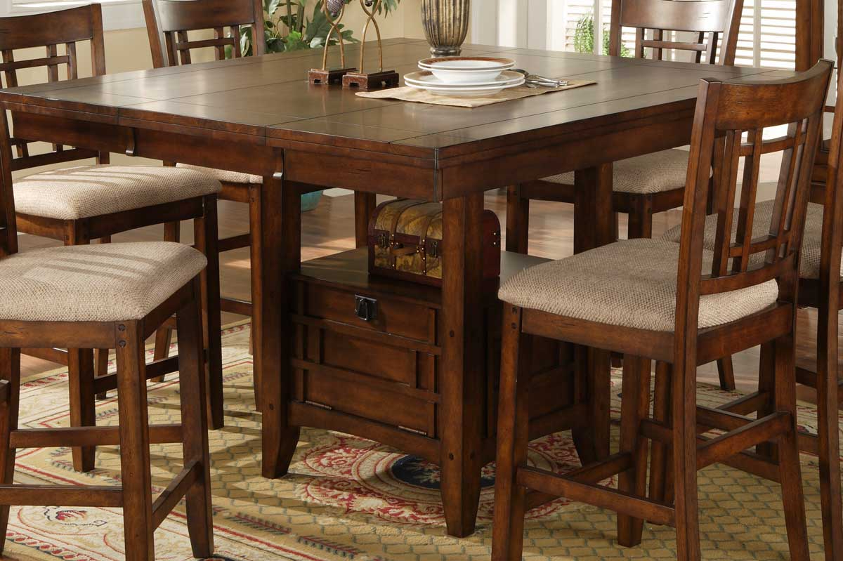 Winsted 4 Piece Counter Height Dining Sets With Regard To Most Up To Date Bar Height Kitchen Tables And Chairs – Interior Design & Arts (View 9 of 25)
