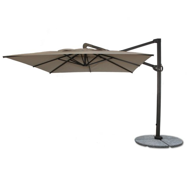 10 Square Umbrella – Caldwellcountytxoem In Most Recent Gemmenne Square Cantilever Umbrellas (View 23 of 25)