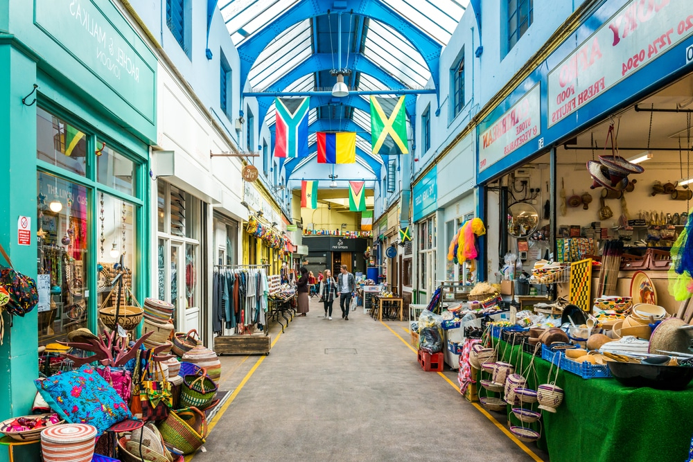 15 Best Things To Do In Brixton (London Borough Of Lambeth, England With Regard To Recent Lambeth Market Umbrellas (Gallery 15 of 25)