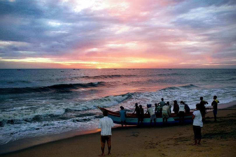 17 Best Beaches In Pondicherry – Beach Resorts & Holiday Destinations For Recent Auriville Beach Umbrellas (Gallery 4 of 25)