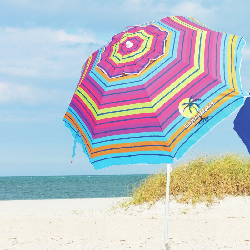 2017 Alondra Ultimate Wondershade Beach Umbrellas Pertaining To Get The Best Beach Umbrella To Beat The Summer Heat (View 1 of 25)