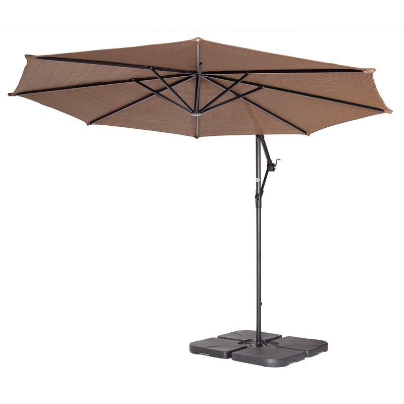 2017 Coolaroo 10' Cantilever Umbrella With Coolaroo Cantilever Umbrellas (View 6 of 25)