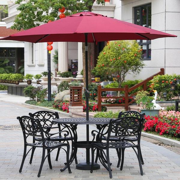 2017 Muldoon Market Umbrellas regarding ? Onsale 9 Lighted Umbrellatrademark Innovations