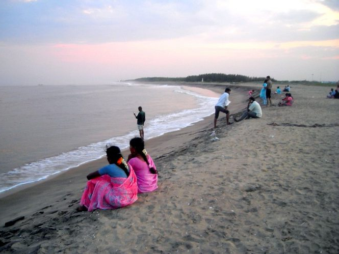 2017 These Top 8 Beaches In Pondicherry Are Every Beach Lover's Paradise Within Auriville Beach Umbrellas (View 3 of 25)