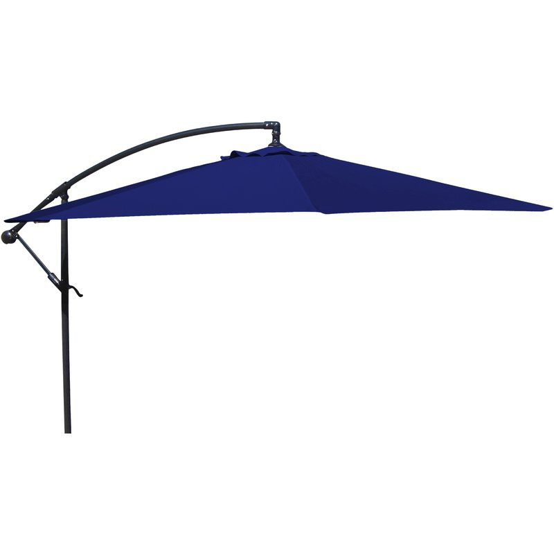 2017 Trotman Cantilever Umbrellas inside Trotman 10' Cantilever Umbrella