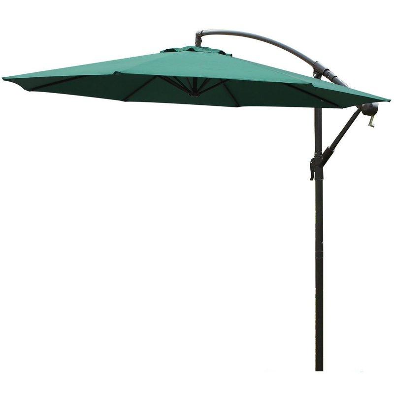 2017 Yajaira Cantilever Umbrellas within 10' Cantilever Umbrella