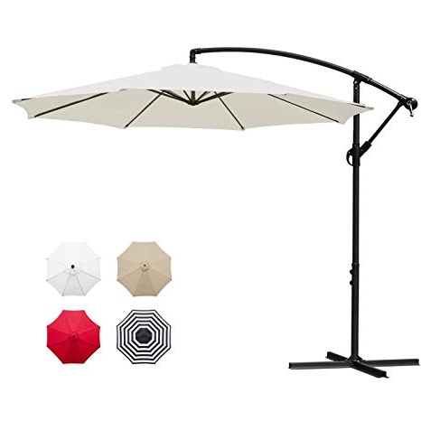 2018 10 Best Cantilever Umbrella Reviewsconsumer Report In 2019 – The Regarding Ryant Market Umbrellas (View 1 of 25)