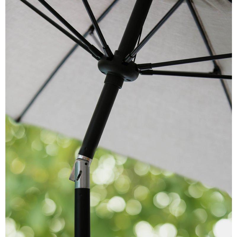 2018 Beachcrest Home Mucci Madilyn 10' Market Sunbrella Umbrella With Mucci Madilyn Market Sunbrella Umbrellas (View 1 of 25)