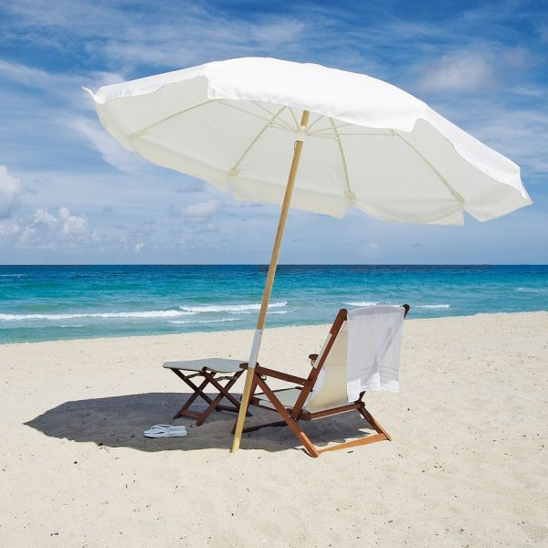 2018 Best Beach Umbrella – Reviews & Buying Guide (August 2019) With Regard To Leasure Fiberglass Portable Beach Umbrellas (View 20 of 25)