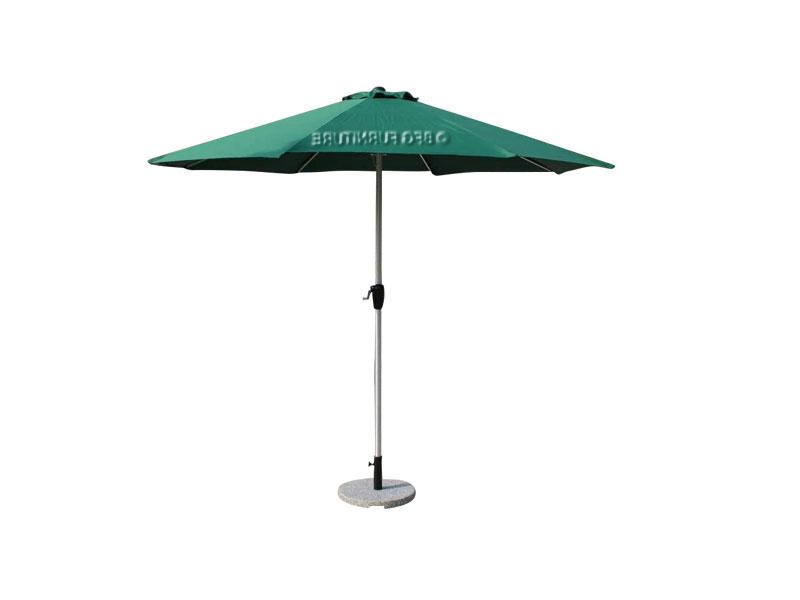 2018 Carina Market Umbrellas Intended For Market Umbrella – Green (View 23 of 25)