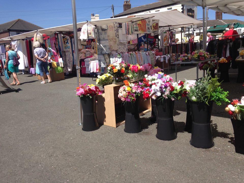 2018 Fleetwood Market – In Fleetwood Market Umbrellas (View 13 of 25)