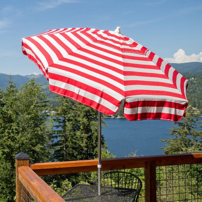 2018 Italian Market Umbrellas Regarding Italian 6' Market Umbrella (View 2 of 25)