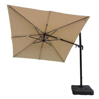 2018 Julian Market Umbrellas with Sunbrella Fabric - Patio Umbrellas - Patio Furniture - The Home Depot