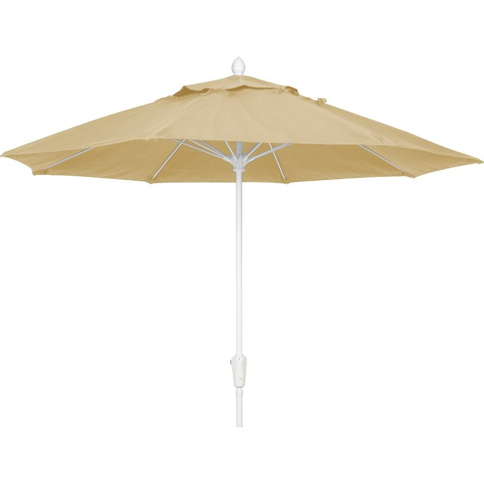 2018 Prestige 9' Market Sunbrella Umbrella (View 3 of 25)