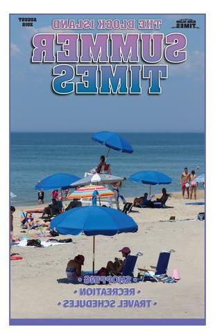 2018 Schroeder Heavy Duty Beach Umbrellas Pertaining To August 2018 Block Island Summer Timesblockisland – Issuu (View 1 of 25)