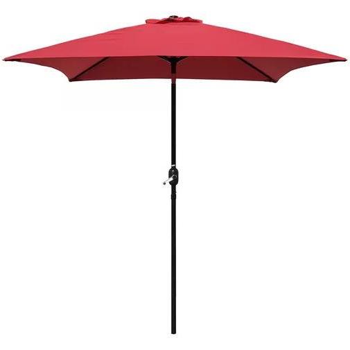 2018 Sheehan Market Umbrellas Regarding The 7 Best Patio Umbrellas For Your Yard, Garden, Or Deck In  (View 3 of 25)