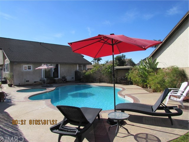 2410 South Sandpiper Place Ontario, Ca 91761 throughout Widely used Bonview Rectangular Market Umbrellas