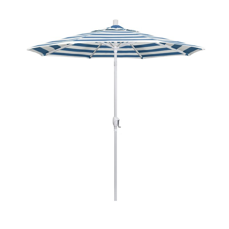 7.5' Market Sunbrella Umbrella In Popular Wallach Market Sunbrella Umbrellas (Gallery 7 of 25)