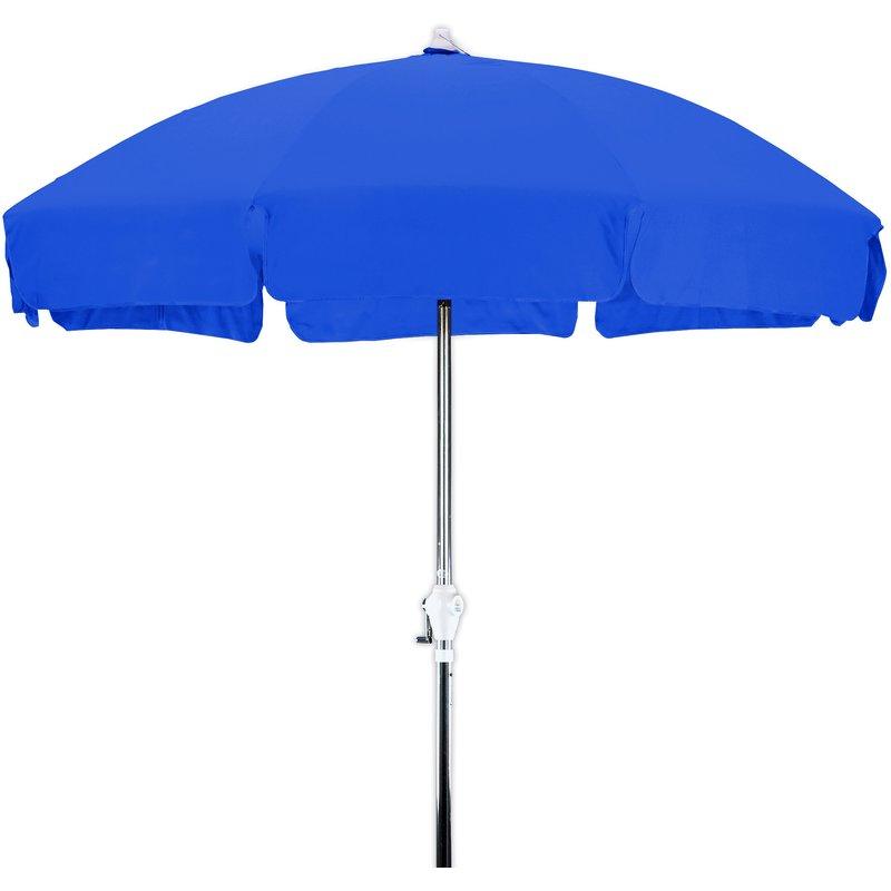 7.5' Market Umbrella With Widely Used Lambeth Market Umbrellas (Gallery 11 of 25)