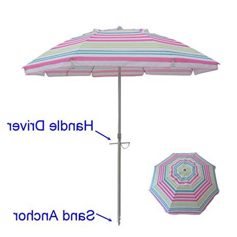 Featured Photo of Tilt Beach Umbrellas