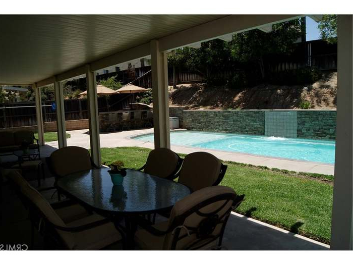 8150 Bon View Dr, Riverside, Ca 92508 – 5 Beds/3 Baths Intended For Fashionable Bonview Rectangular Market Umbrellas (View 16 of 25)