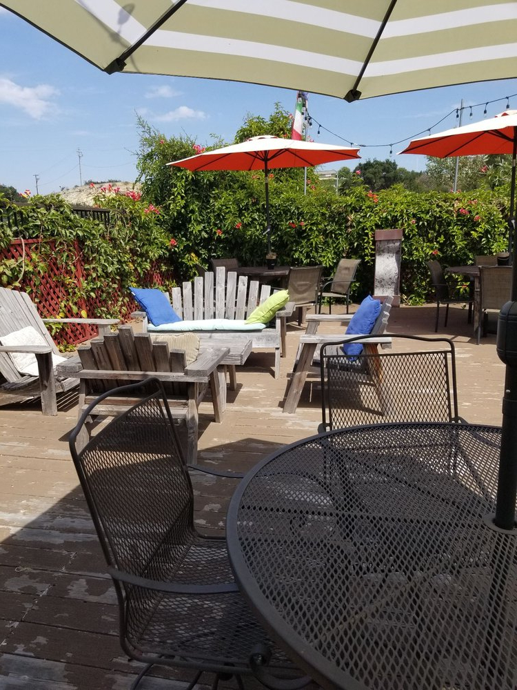 8575 Perfetto Caffe – 2019 All You Need To Know Before You Go (With Throughout 2018 Tottenham Patio Hanging Offset Cantilever Umbrellas (View 5 of 25)