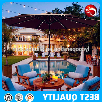 [%9 Ft Deluxe Tilting Solar Powered Led Lighted Patio Table Umbrella,100%  Polyester,coffee – Buy Solar Powered Umbrella,led Lighted Patio  Umbrella,table With Regard To Current Solar Powered Led Patio Umbrellas|Solar Powered Led Patio Umbrellas With Regard To Well Liked 9 Ft Deluxe Tilting Solar Powered Led Lighted Patio Table Umbrella,100%  Polyester,coffee – Buy Solar Powered Umbrella,led Lighted Patio  Umbrella,table|Most Up To Date Solar Powered Led Patio Umbrellas Intended For 9 Ft Deluxe Tilting Solar Powered Led Lighted Patio Table Umbrella,100%  Polyester,coffee – Buy Solar Powered Umbrella,led Lighted Patio  Umbrella,table|Newest 9 Ft Deluxe Tilting Solar Powered Led Lighted Patio Table Umbrella,100%  Polyester,coffee – Buy Solar Powered Umbrella,led Lighted Patio  Umbrella,table Pertaining To Solar Powered Led Patio Umbrellas%] (View 1 of 25)