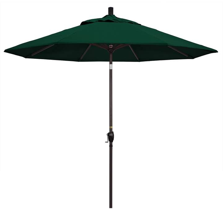9 Ft. Pacific Trail Sunbrella Patio Umbrella Inside Trendy Mullaney Market Sunbrella Umbrellas (Gallery 14 of 25)