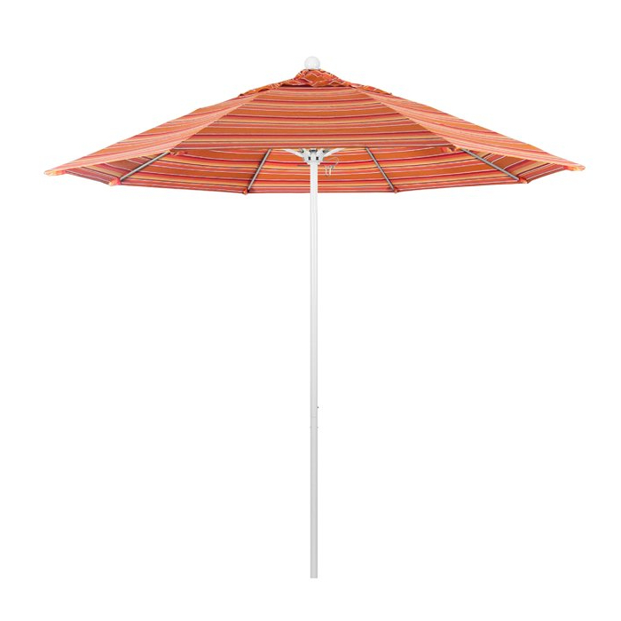 9' Market Sunbrella Umbrella With Regard To Most Recent Wallach Market Sunbrella Umbrellas (View 5 of 25)