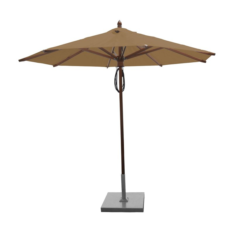 9' Market Umbrella Within Widely Used Zeman Market Umbrellas (View 1 of 25)