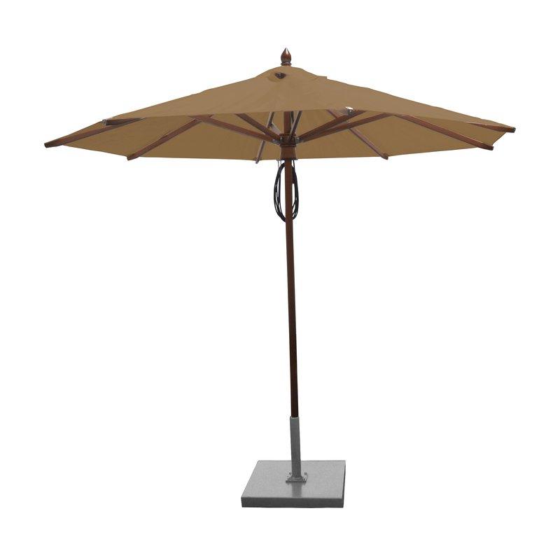 9' Market Umbrella within Widely used Zeman Market Umbrellas