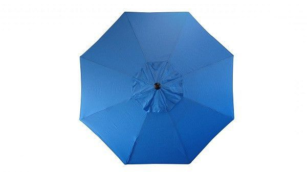 9' Market Umbrellas With Tilt And Crank