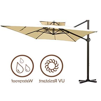 Featured Photo of Desmond  Rectangular Cantilever Umbrellas
