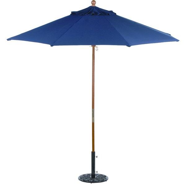 Allmodern Pertaining To Preferred Monty Half Market Umbrellas (View 1 of 25)