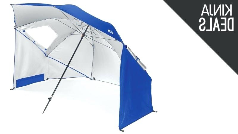 Alondra Ultimate Wondershade Beach Umbrellas With Regard To Trendy Ultimate Beach Umbrella Summit Sand Anchor – Quizo (View 9 of 25)