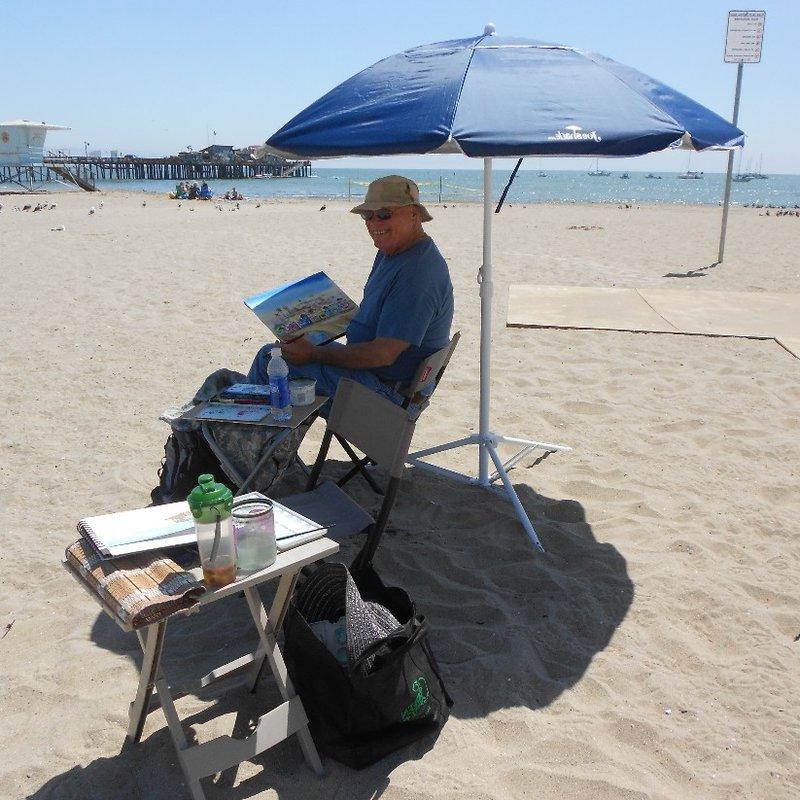 Alyson Joeshade 5' Beach Umbrella Intended For Most Popular Alyson Joeshade Beach Umbrellas (View 3 of 25)