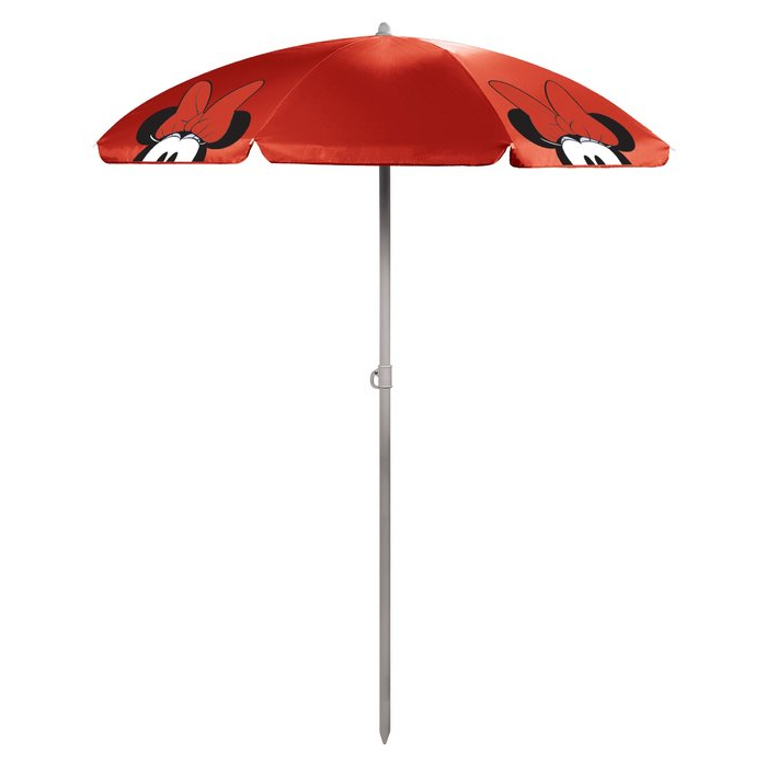 Alyson Joeshade Beach Umbrellas Throughout Trendy Minnie Mouse  (View 7 of 25)