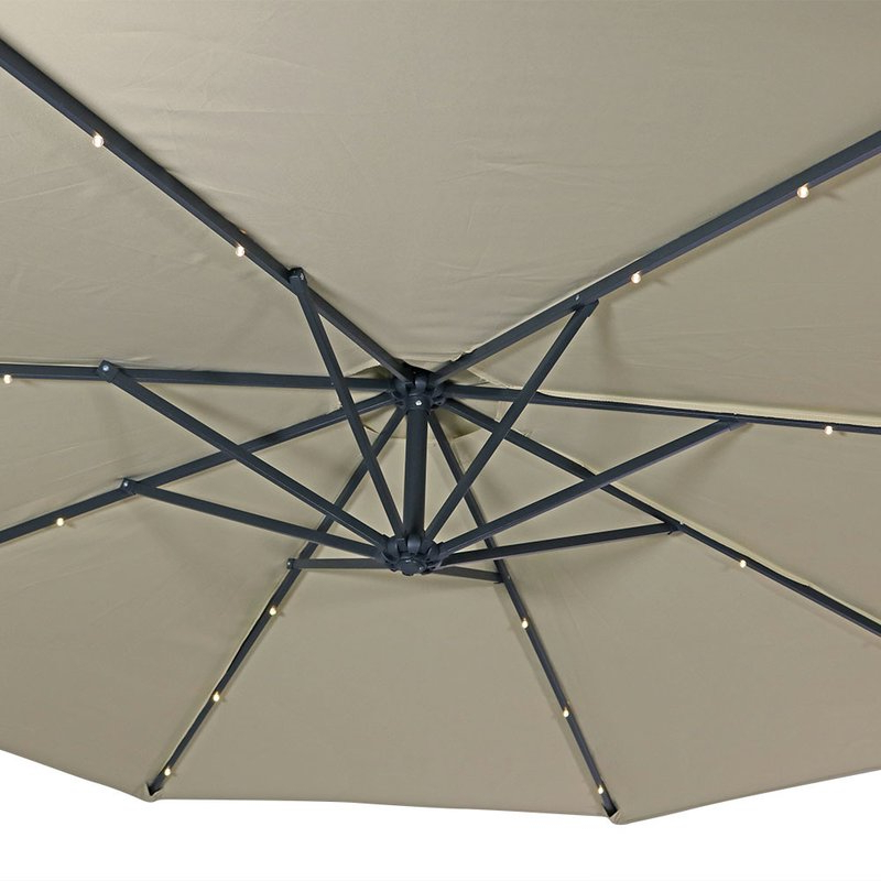 Anna Cantilever Umbrellas Intended For 2017 Anna  (View 4 of 25)